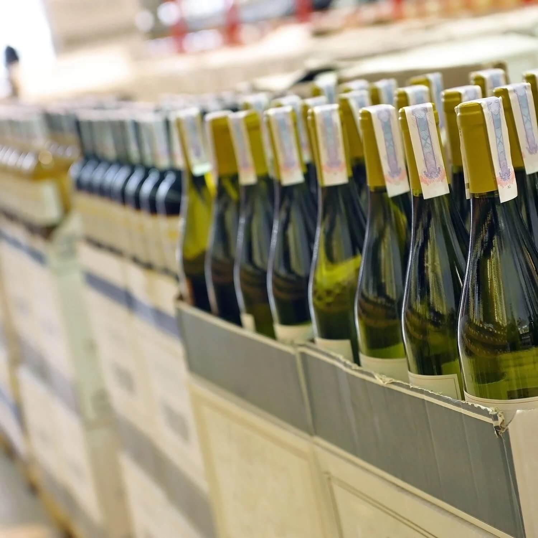 Wine In Store